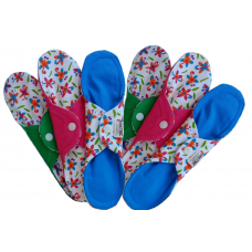 Organic Cloth Pad Packs