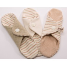 Organic Cloth Pads Tierra