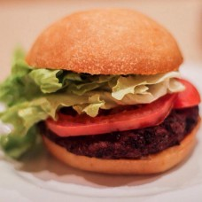 Snack: Vegan Burger