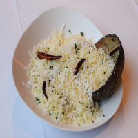 Rice (all dairy free) - Coconut Rice