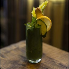 Rehydrating Juices: Green Juice