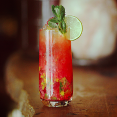 Vocktails: Raspassion