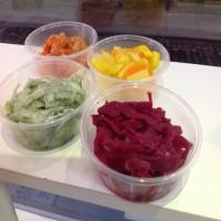Sides - Kimchi Side Salad