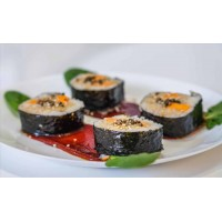 Main Course - Naples Kimbap